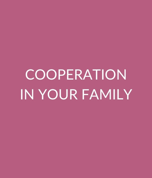 relationship in your family